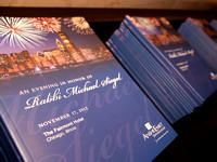 Rabbi Siegel's 30th Gala